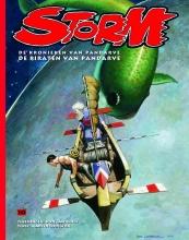 Martin  Lodewijk Storm 10 - De Piraten van Pandarve