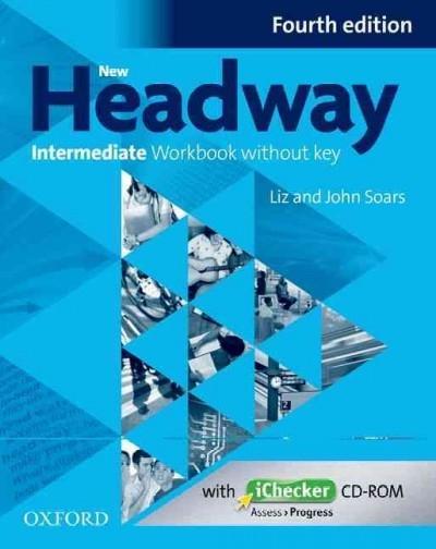 ,New Headway Intermediate Workbook without Key & iChecker