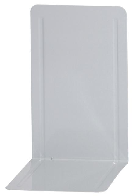 ,Boekensteun MAUL Pro 140x120x240mm staal wit