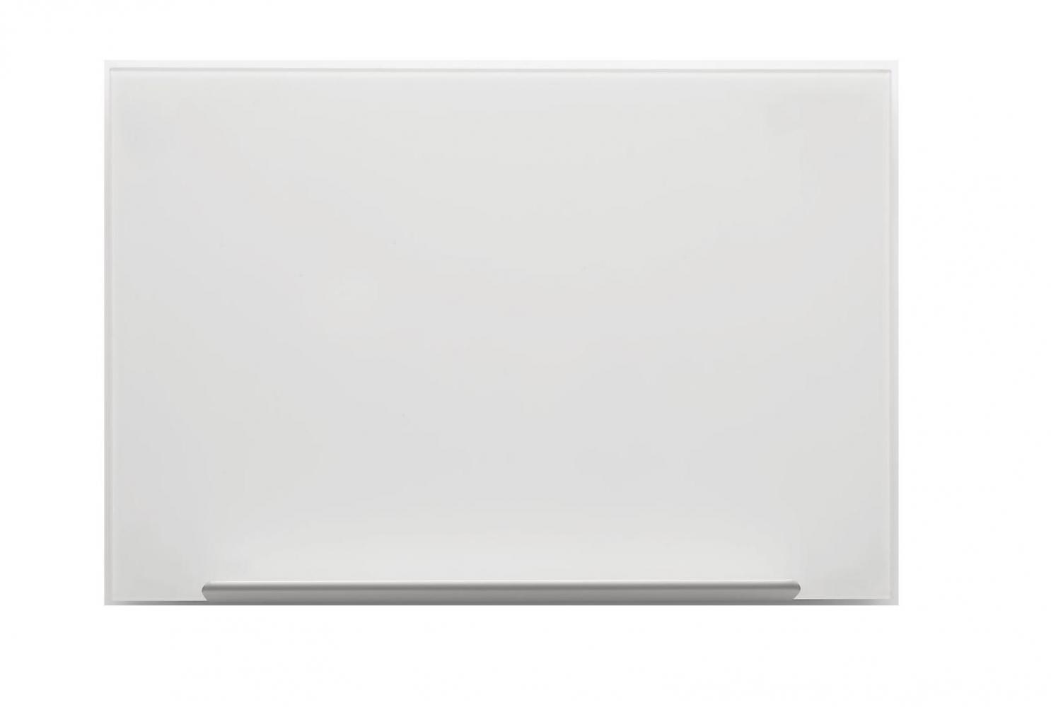 ,Glasbord Nobo Impression Pro 993x559mm briljant wit