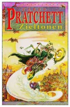 Terry Pratchett,Zieltonen