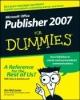 McCarter, Jim, Mabin, Jacqui Salerno, Microsoft Office Publisher 2007 For