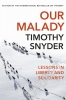 <b>Snyder Timothy</b>,Our Malady