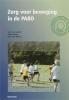 W. van Gelder, M.  Berg, E. van Weene, Zorg voor beweging in de PABO