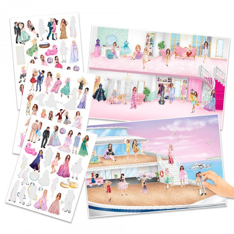 ,Topmodel glamour stickerworld