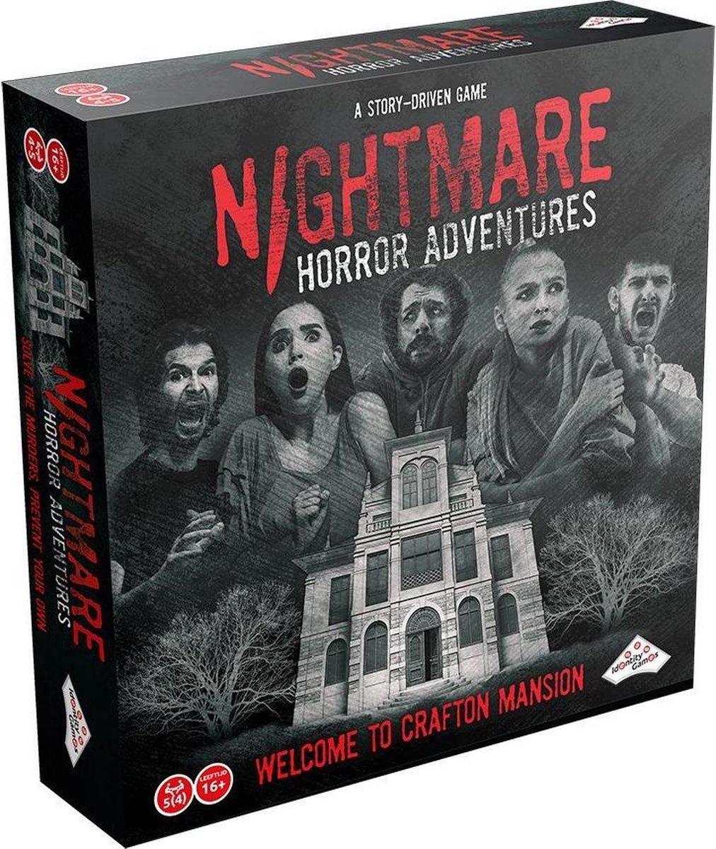 Idg-13766,Nightmare horro adventures spel
