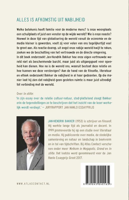 Jan-Hendrik Bakker,Nabijheid