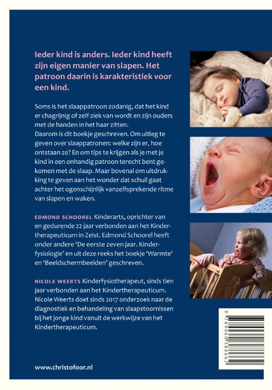 Edmond Schoorel, Nicole Weerts,Slaappatronen