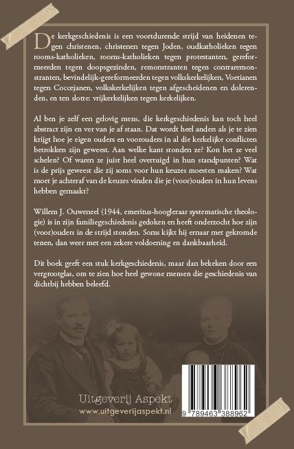 Willem J. Ouweneel,Om het ware geloof