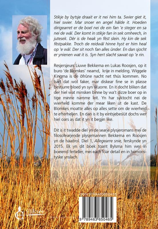 Meindert Bylsma,Moard yn `e hite hei