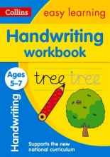 Collins Easy Learning Handwriting Workbook Ages 5-7