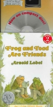 Lobel, Arnold Frog and Toad Are Friends Book and CD [With CD]