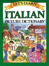 Marlene Goodman Let`s Learn Italian Picture Dictionary