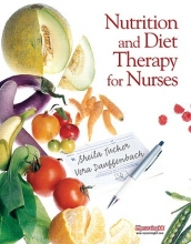 Sheila Tucker,   Vera Dauffenbach Nutrition and Diet Therapy for Nurses