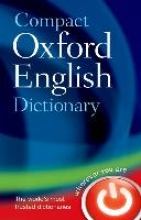 Oxford Dictionaries Compact Oxford English Dictionary of Current English