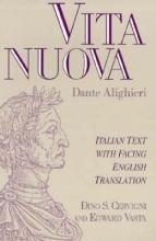 Dante Alighieri Vita Nuova