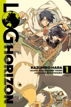 Touno, Mamare Log Horizon The Manga 1