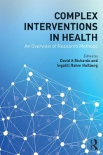Richards, David Complex Interventions in Health