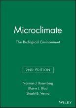 Norman J. Rosenberg,   Blaine L. Blad,   Shashi B. Verma Microclimate