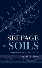 Reddi, Lakshmi N. Seepage in Soils
