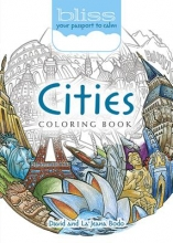 Bodo, David BLISS Cities Coloring Book
