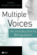 Carol Myers-Scotton Multiple Voices