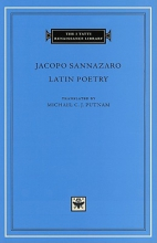 Jacopo Sannazaro,   Michael C. J. Putnam Latin Poetry