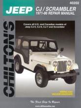 Jeep CJ/Scrambler (71 - 86) (Chilton)