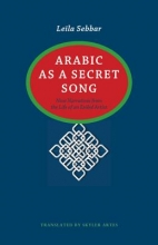 Sebbar, Lei¨la Arabic As a Secret Song
