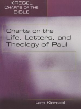 Lars Kierspel Charts on the Life, Letters, and Theology of Paul