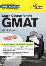 Princeton Review Crash Course for the Gmat, 4th Edition