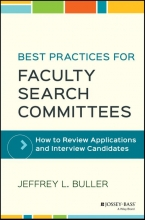 Jeffrey L. Buller Best Practices for Faculty Search Committees