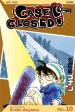 Aoyama, Gosho Case Closed 10