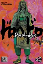 Hayashida, Q. Dorohedoro, Volume 2