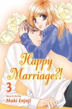 Enjoji, Maki Happy Marriage?! 3