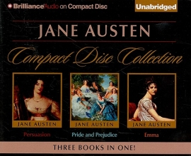 Austen, Jane Jane Austen Compact Disc Collection