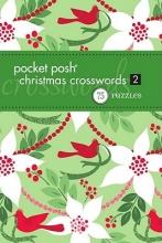 The Puzzle Society Pocket Posh Christmas Crosswords 2