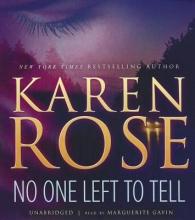 Rose, Karen No One Left to Tell