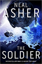 Neal  Asher The Soldier