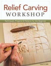 Irish, Lora Relief Carving Workshop