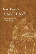 Evenson, Brian Last Days