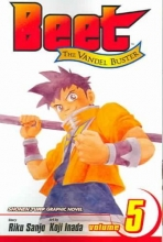 Sanjo, Riku Beet the Vandel Buster, Vol. 5