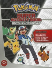 Neves, Lawrence Pokemon Super Activity Book