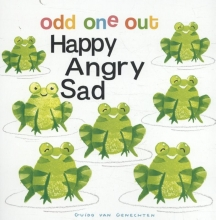 Van Genechten, Guido Odd one out happy angry sad