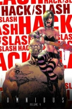 Seeley, Tim,   Lowder, James Hack Slash Omnibus 4