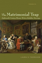 Thomason, Laura E. The Matrimonial Trap