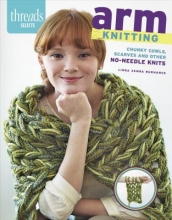Burhance, Linda Zemba Arm Knitting
