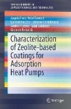 Freni, Angelo Characterization of Zeolite-based Coatings for Adsorption Heat Pumps
