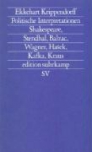 Krippendorff, Ekkehart Politische Interpretationen