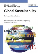 Wilderer, Peter A. Global Sustainability